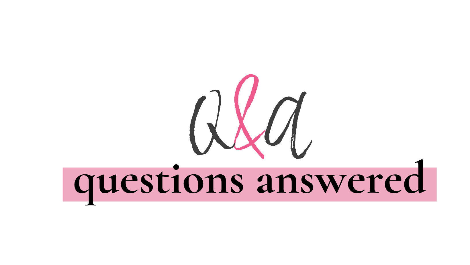Q&A (1)